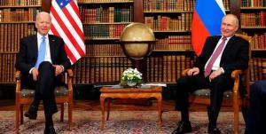 پوتین: در زمینه رابطه با آمریکا در مسیر درستی قرار داریم