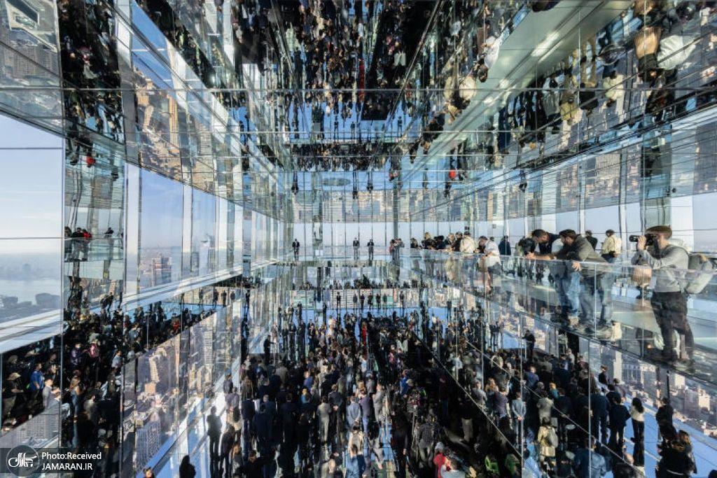 افتتاح آسمان خراش 93 طبقهای در نیویورک