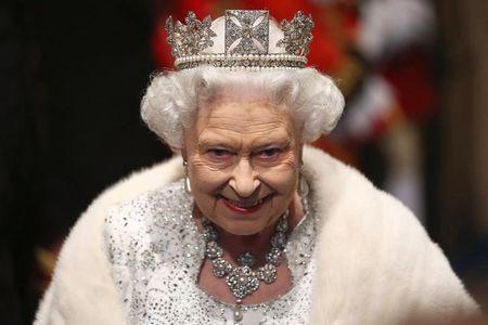 الیزابت دوم هم روی بیمارستان را دید!
