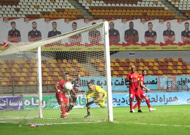 یک امتیاز سهم فوتبال خوزستان از هفته اول لیگ بیستویکم