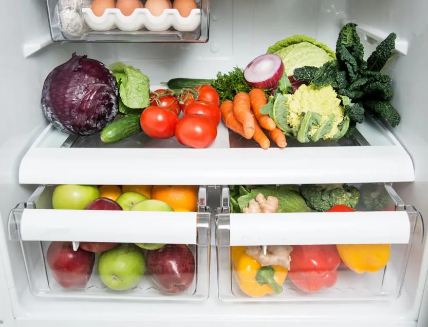 روش صحیح نگهداری از سبزیجات