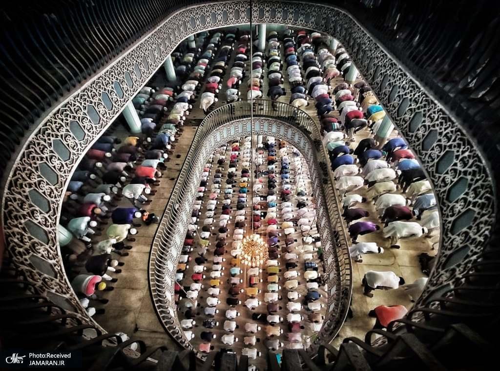 اقامه نماز جمعه در بنگلادش