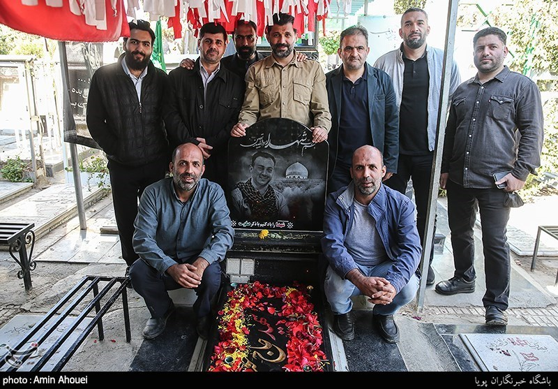 ششمین سالگرد شهید مدافع حرم «عبدالله باقری»