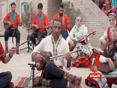 تار ایرانی علی قمصری در