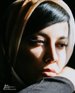 چهرهها/ پرتره زیبا از آشا محرابی