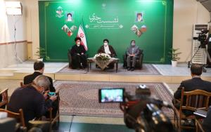 سخنان رئیسجمهور در نشست خبری استان اردبیل