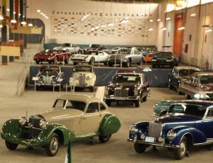 ۲۷۴ پلاک خودروی تاریخی داریم