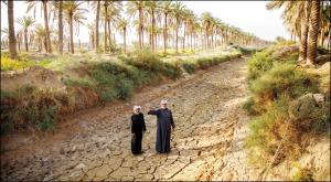 پاییز خشک ایران
