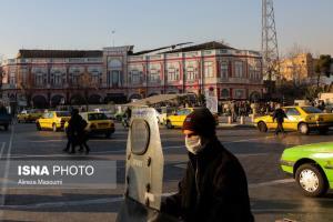 هوای پایتخت طی مهر ماه ۸ روز آلوده بود