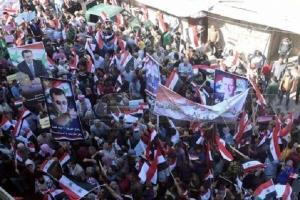 معترضان سوری خواستار خروج نظامیان ترکیه از خاک کشورشان شدند