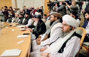 طالبان در نشست مسکو «شناسایی» شد؟
