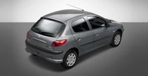 قیمت لوازم یدکی پژو 206 در بازار چقدر است ؟