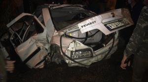 ۲ نوجوان قربانی تصادف رانندگی در جاده آستارا