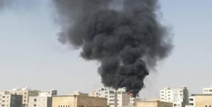 آتشسوزی پست برق در بندرعباس مهار شد