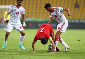 نایب رئیس فدراسیون فوتبال امارات: توپ هنوز در زمین ما است