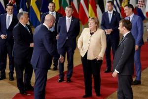 قدردانی سران اروپا از 16 سال حضور سیاسی پرثمر مرکل
