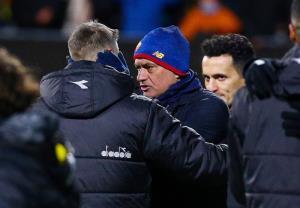 بازیکنان رُم اظهارات تحقیرآمیز مورینیو را تلافی کردند
