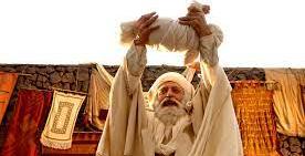 لحظات ولادت حضرت محمد(ص) در فیلم «محمد رسول الله»
