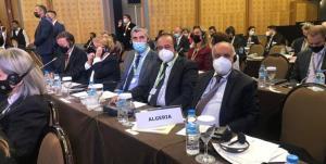 هیأت الجزایری نشستن پشت سر هیأت صهیونیستی را رد کرد