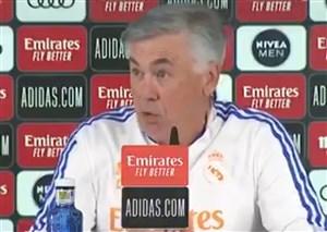 آنچلوتی: زمانش رسیده بارسلونا را در نوکمپ شکست دهم