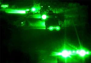 ارتش سوریه مانع عبور کاروان آمریکایی به قامشلی شد