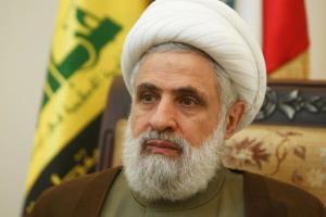 شیخ نعیم قاسم: «حزب الله» آتش فتنه «الطیونه» را خاموش کرد