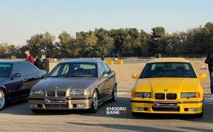 اولین گردهمایی بزرگ خودروهای کلاسیک بی ام و در پیست آزادی برگزار شد