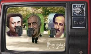 فیلمی قدیمی از اجرای قطعه ریتمیک با صدای منوچهر نوذری و آذری