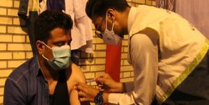 زرآباد رتبه اول سیستانوبلوچستان در خصوص واکسیناسیون کرونا را کسب کرد