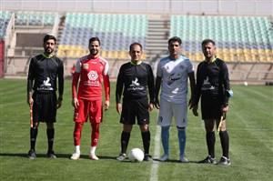 توقف نیمکتنشینان پرسپولیس مقابل شهرداری نوشهر