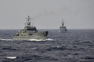 اوکراین ۳ قایق نظامی تندرو از آمریکا تحویل می گیرد