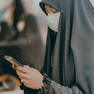 اما بیشوخی دختر با چادرش دلبر و خوشگل میشه😌🙃