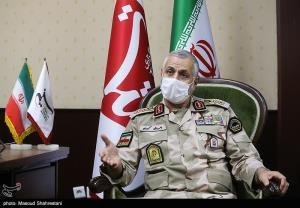 فرمانده مرزبانی ناجا: قاطعانه به تحرک گروهکهای معاند پاسخ میدهیم