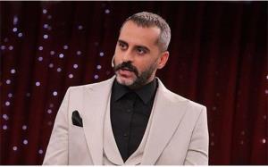 آرزوی سلامتی علیرام نورایی برای مهران غفوریان از تلویزیون