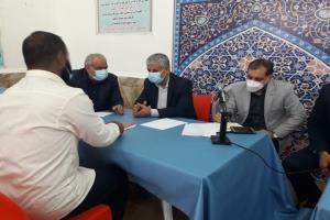 آزادی یک زندانی در جریان بازدید رئیس کل دادگستری بوشهر از زندان دشتستان