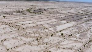 اجرای عملیات بیابانزدایی در ۴۵۰ هکتار از اراضی شهرستان سمنان