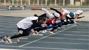 درخشش بانوان دوومیدانی کار خراسان شمالی در رقابتهای قهرمانی