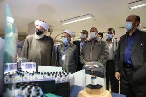 بازدید میهمانان کنفرانس وحدت اسلامی از راکتور تحقیقاتی شهید فخریزاده