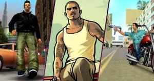 تاریخ انتشار بازی GTA: The Trilogy مشخص شد