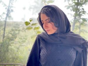 چهرهها/ نیمرخ ناراحت و غمگین سمیرا حسن پور