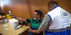 تغییر ساعت کاری بزرگترین مرکز واکسیناسیون قزوین