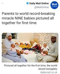 4گوشه دنیا/ زن و شوهر جوان با 9 قلویی که همگی زنده مانده اند!