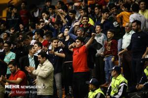 لیگ برتر والیبال تا اطلاع ثانوی بدون حضور تماشاگر برگزار میشود