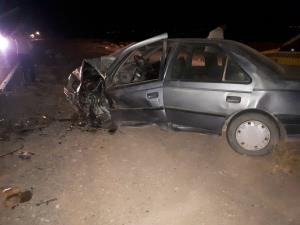 حادثه رانندگی در تربت حیدریه با ۳ مصدوم