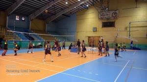 مسابقه استعدادهای برتر والیبال در قزوین برگزار شد