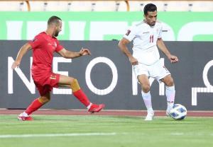 اعلام زمان دیدارهای تیم ملی ایران مقابل لبنان و سوریه