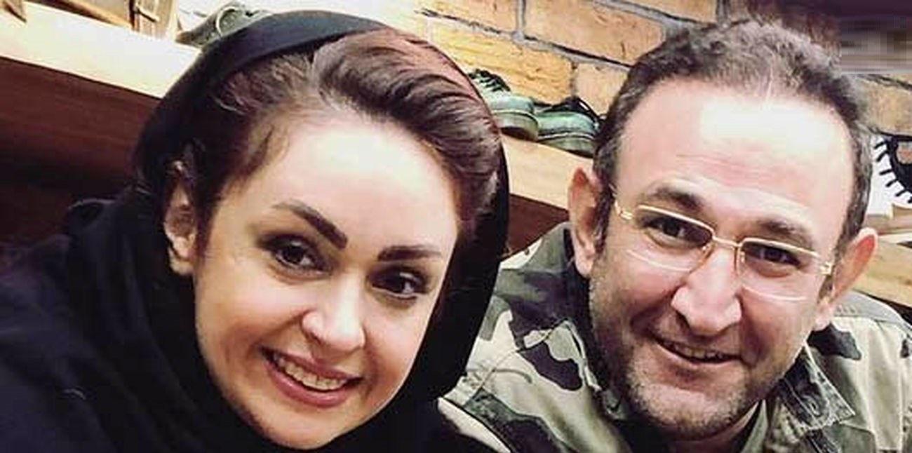 چهرهها/ پیر شدن یک شبه هدایت هاشمی و همسرش