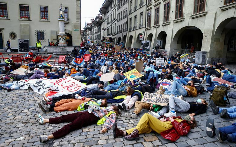 تظاهرات جهانی در اعتراض به تغییرات اقلیمی زمین