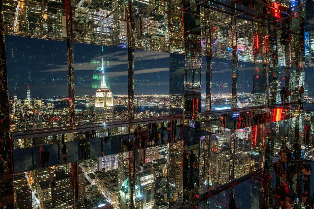 تصاویری از آسمان خراشهای شگفتانگیز در نیویورک