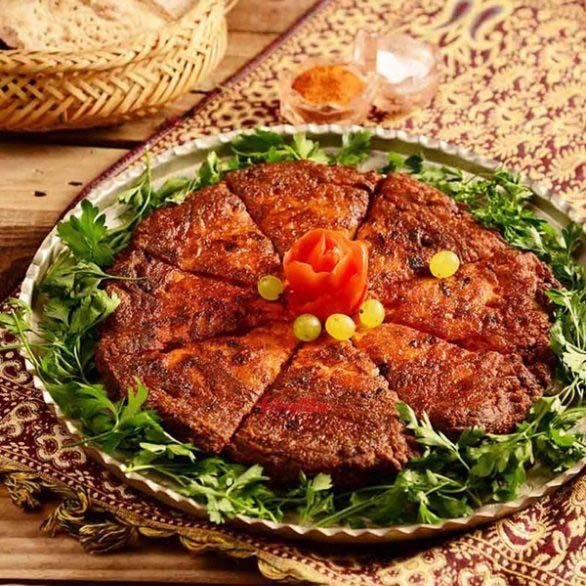 طبخ «کوکوی گوشت» مجلسی برای مهمانی ها